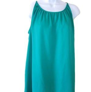 Ann Taylor Loft sleeveless blouse, sz s
